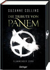 Die Tribute von Panem 3 – Flammender Zorn (Suzanne Collins)